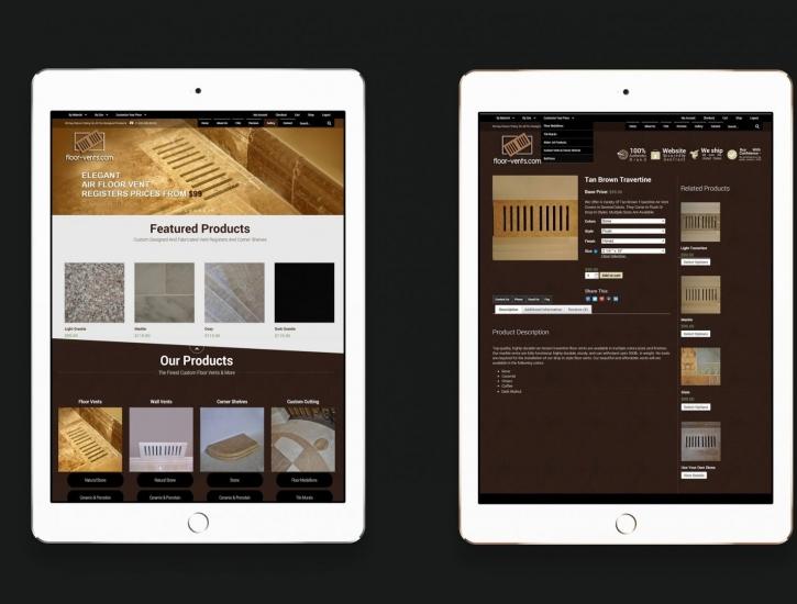 E Commerce Website Design & Conversion Optimization