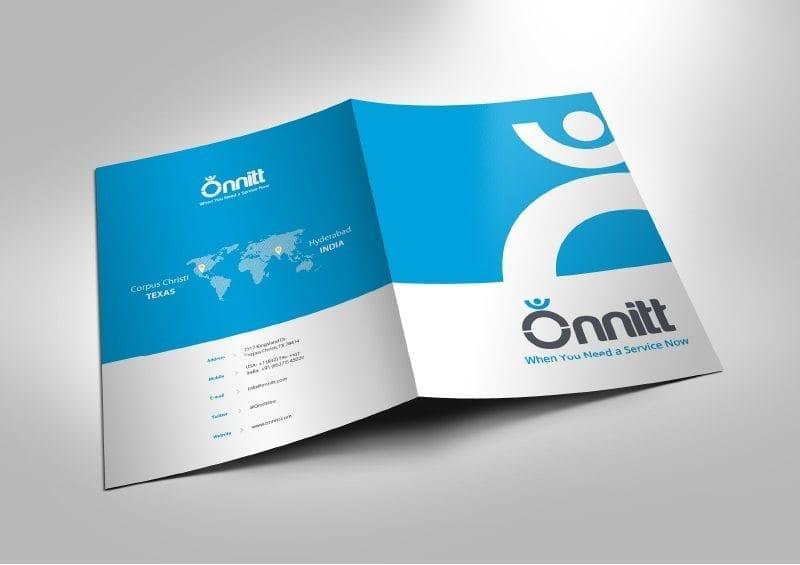 Business Collaterals for Onnitt