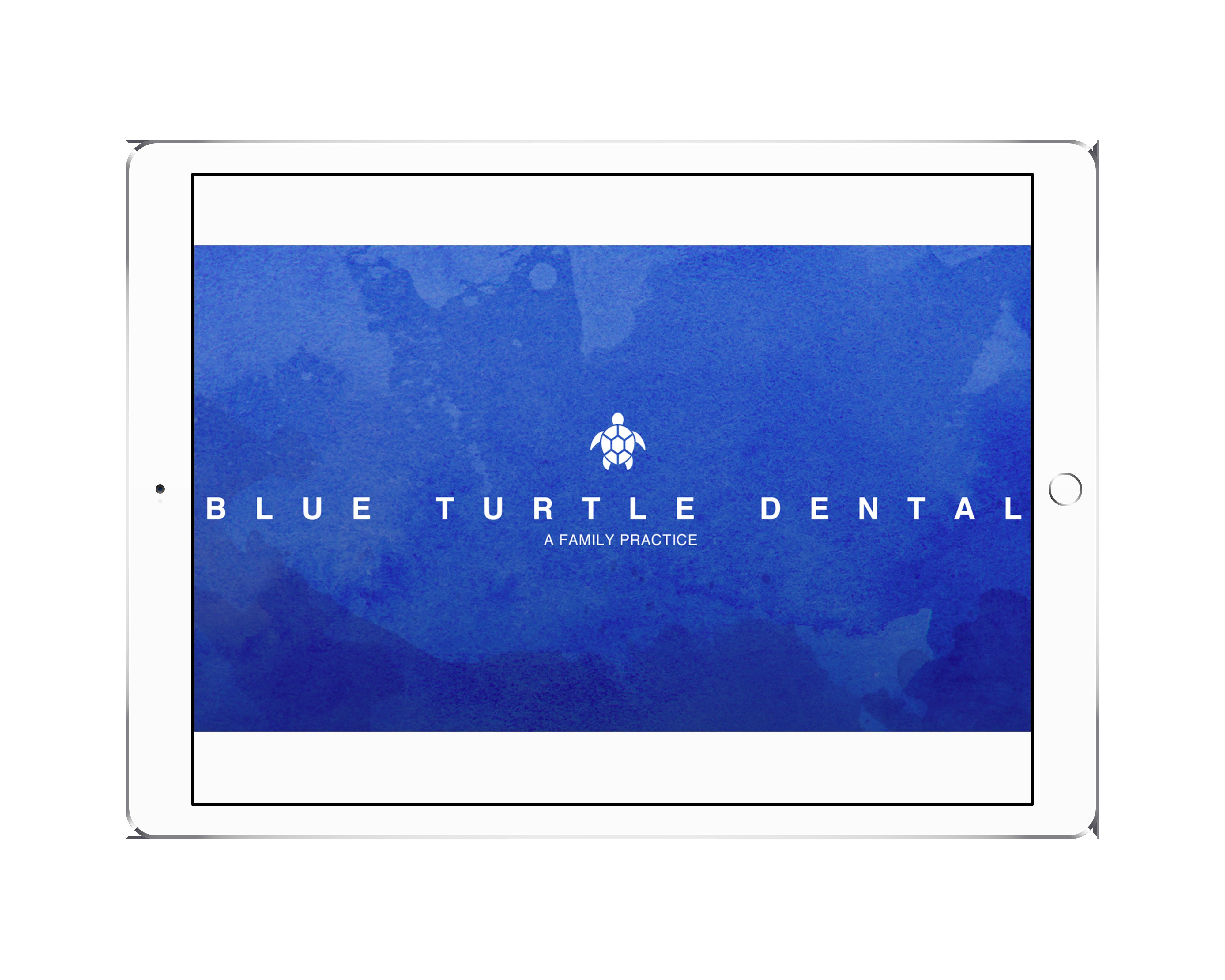 Brand Identity & Website Development for Blue Turtle Dental